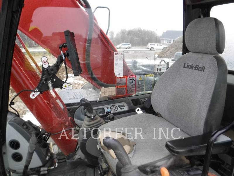 LINK-BELT CONST. TRACK EXCAVATORS 210X2 equipment  photo 6