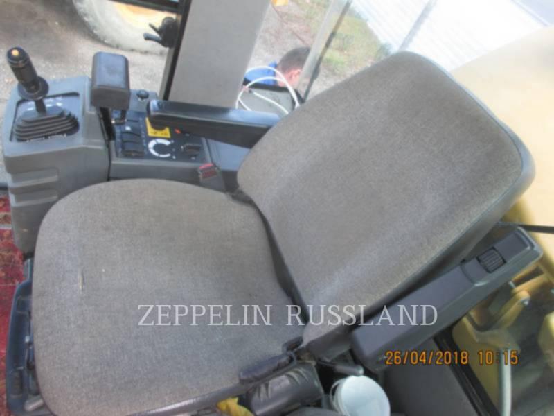 CATERPILLAR EINZELVIBRATIONSWALZE, GLATTBANDAGE CS56 equipment  photo 3