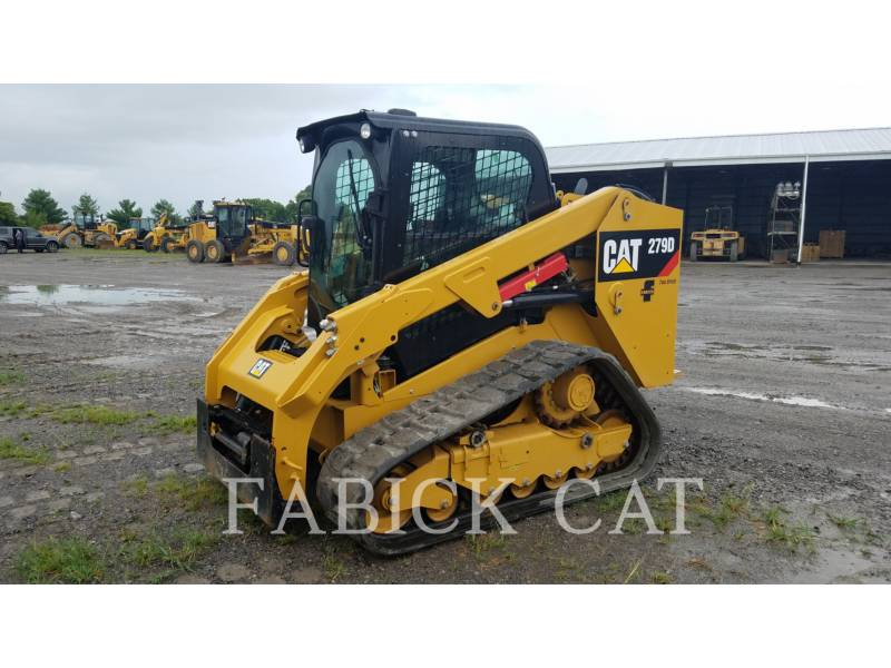 CATERPILLAR UNIWERSALNE ŁADOWARKI 279D C3H2 equipment  photo 4