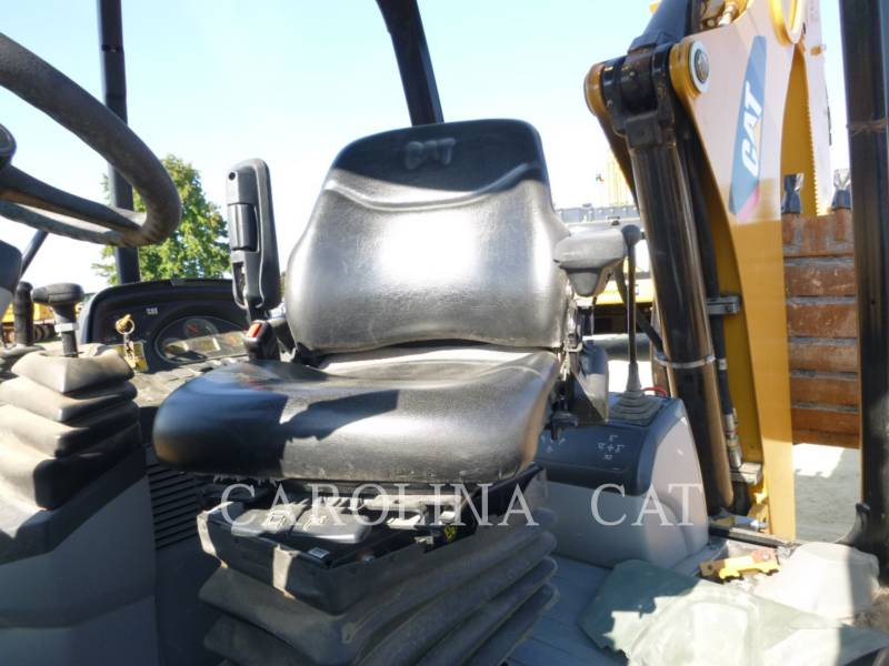 CATERPILLAR RETROEXCAVADORAS CARGADORAS 416F ST equipment  photo 7