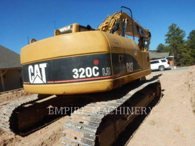 CATERPILLAR TRACK EXCAVATORS 320CLRR equipment  photo 4
