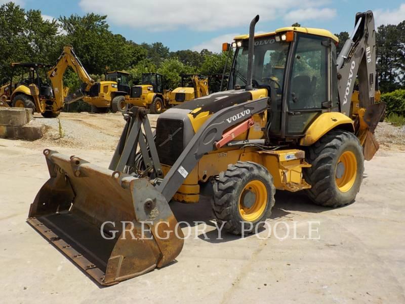 VOLVO RETROEXCAVADORAS CARGADORAS BL70 equipment  photo 1