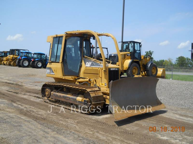 CATERPILLAR KETTENDOZER D5GXL equipment  photo 7