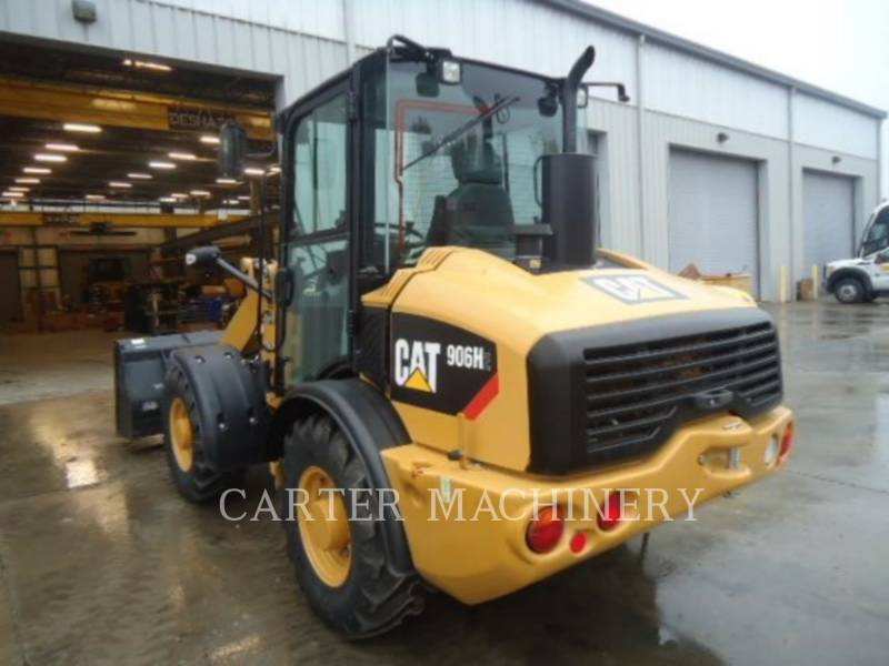 CATERPILLAR PALE GOMMATE/PALE GOMMATE MULTIUSO 906H2 equipment  photo 4