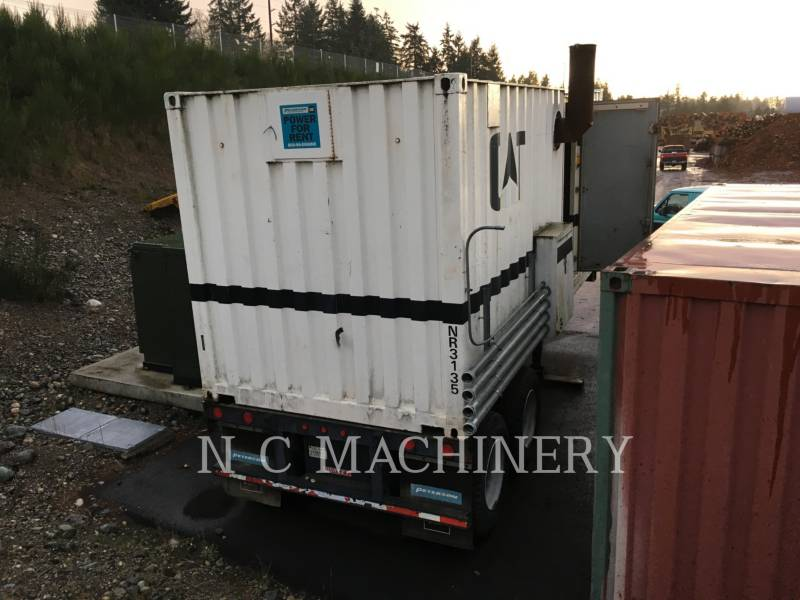 CATERPILLAR MOBILE GENERATOR SETS SR4 equipment  photo 3