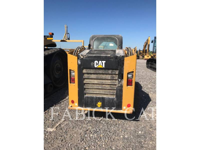 Caterpillar MINIÎNCĂRCĂTOARE RIGIDE MULTIFUNCŢIONALE 246D equipment  photo 3