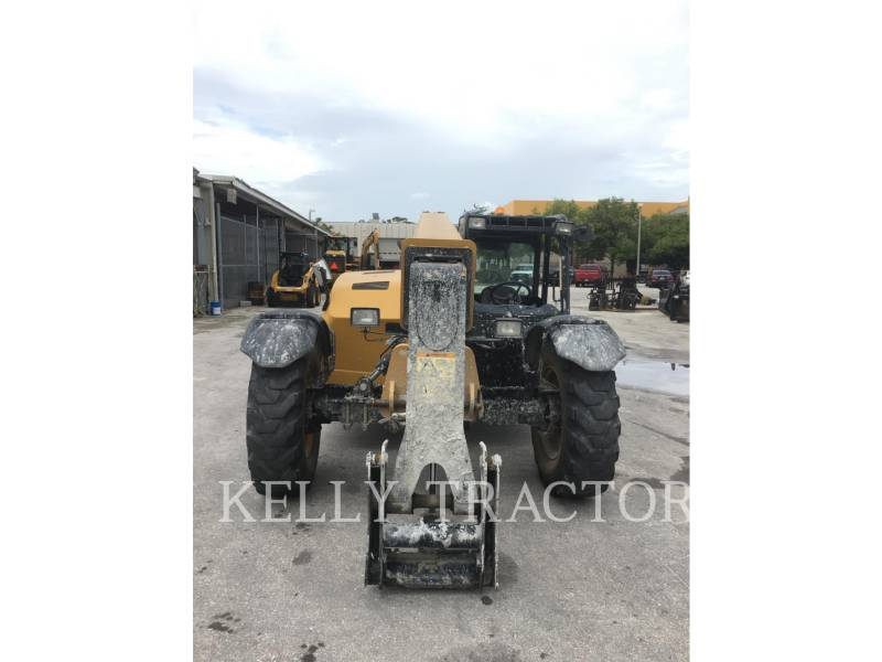 CATERPILLAR TELEHANDLER TL642C equipment  photo 9