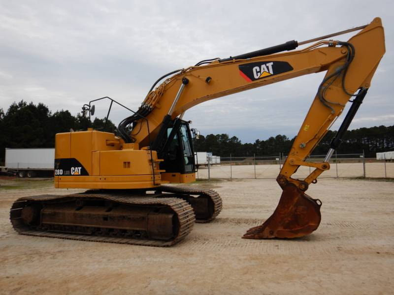 CATERPILLAR TRACK EXCAVATORS 328DLCR equipment  photo 2