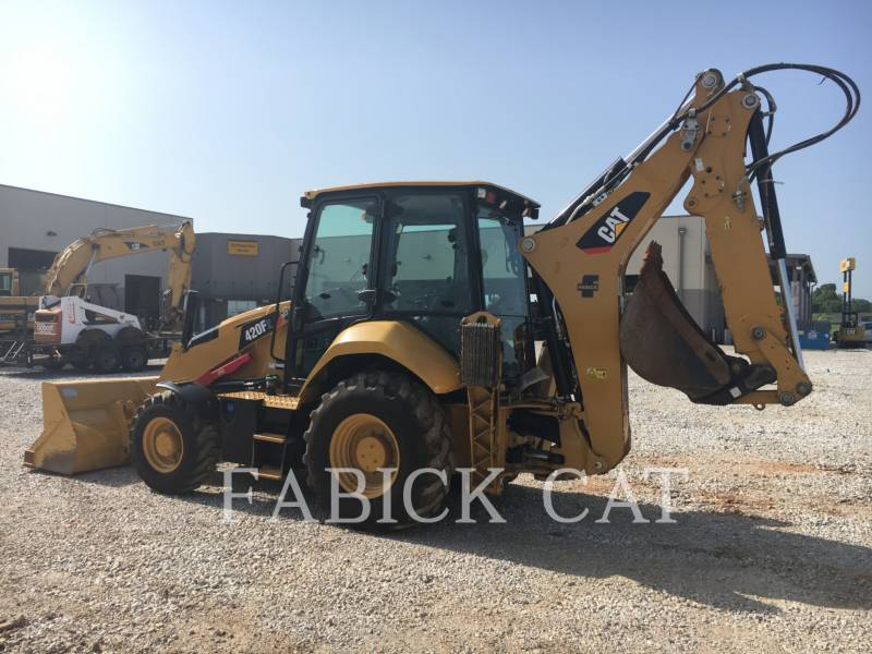 CATERPILLAR RETROEXCAVADORAS CARGADORAS 420F2 HT equipment  photo 3