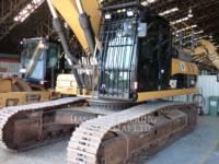 Equipment photo CATERPILLAR 336DL ARO TRACK EXCAVATORS 1
