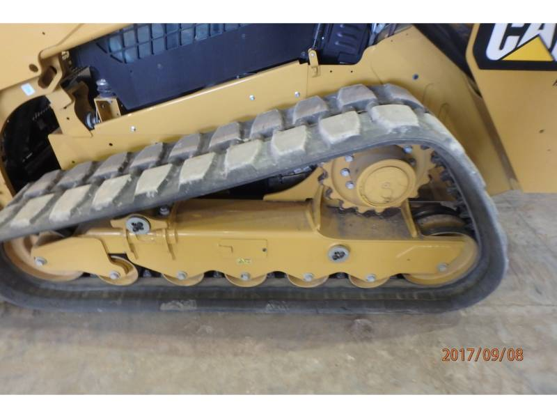 CATERPILLAR CARGADORES MULTITERRENO 299D2 equipment  photo 10