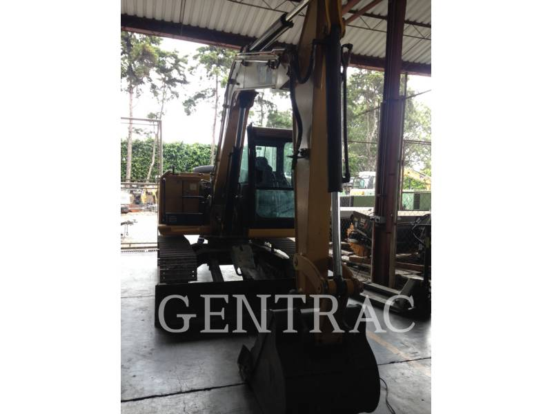 CATERPILLAR TRACK EXCAVATORS 307E equipment  photo 1