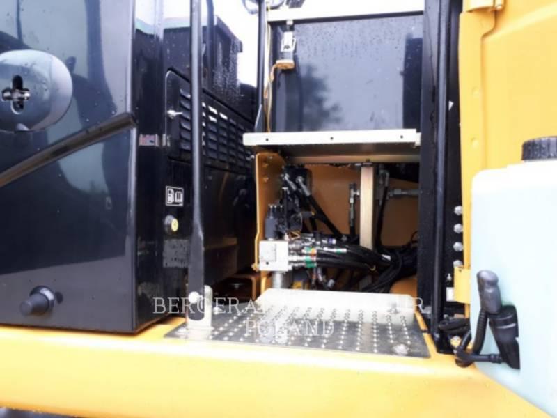 CATERPILLAR MOBILBAGGER M318D equipment  photo 8