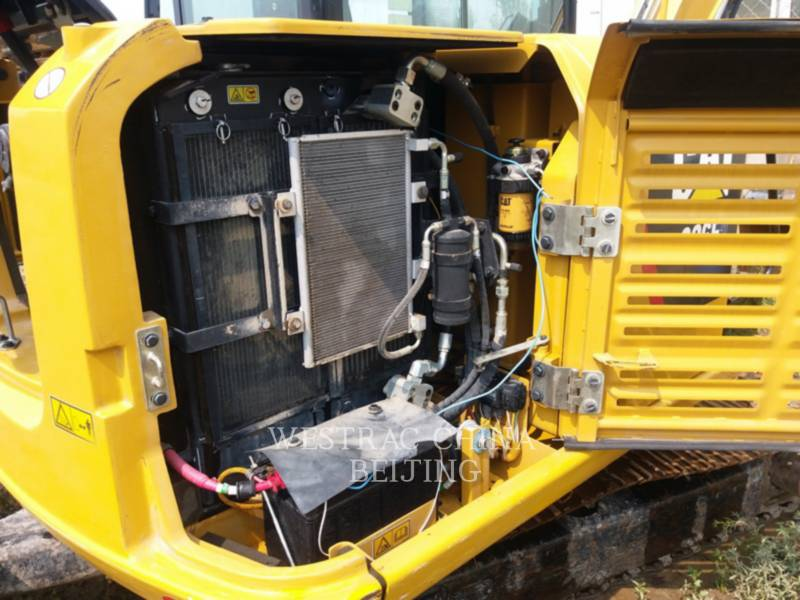 CATERPILLAR BERGBAU-HYDRAULIKBAGGER 306E2 equipment  photo 15