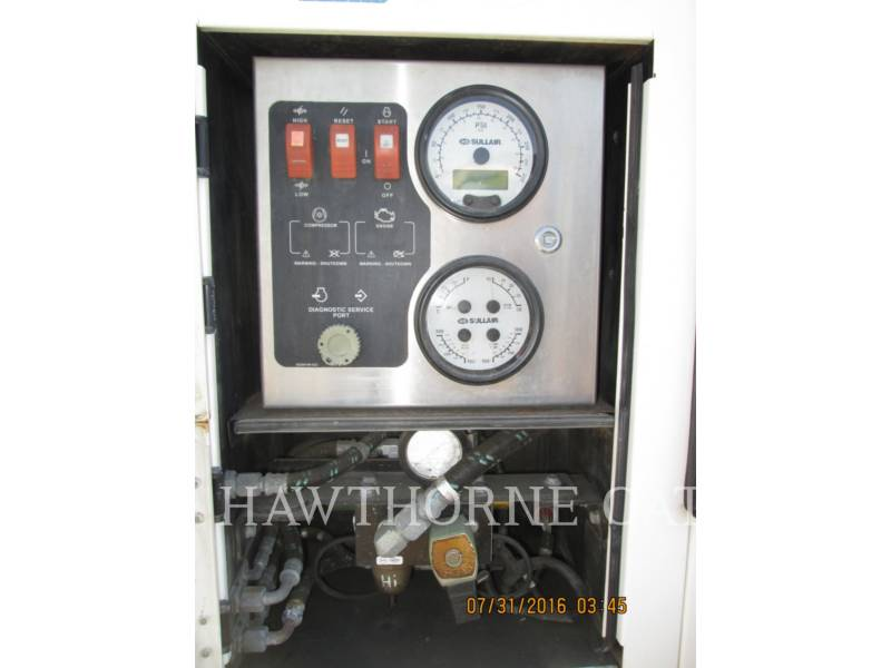 SULLAIR COMPRESSEUR A AIR 1600HAF DTQ-CA3 equipment  photo 5