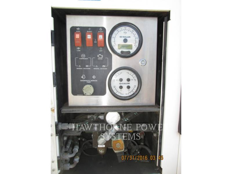 SULLAIR COMPRESSOR DE AR 1600HAF DTQ-CA3 equipment  photo 5