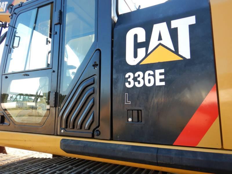 CATERPILLAR EXCAVADORAS DE CADENAS 336EL equipment  photo 24