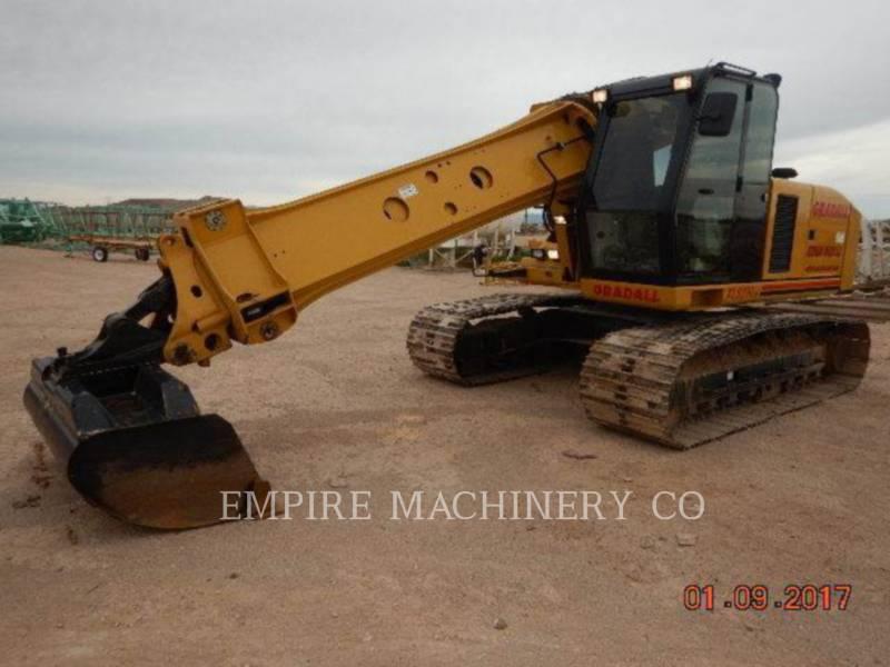 GRADALL COMPANY PELLES SUR CHAINES XL5200 equipment  photo 6