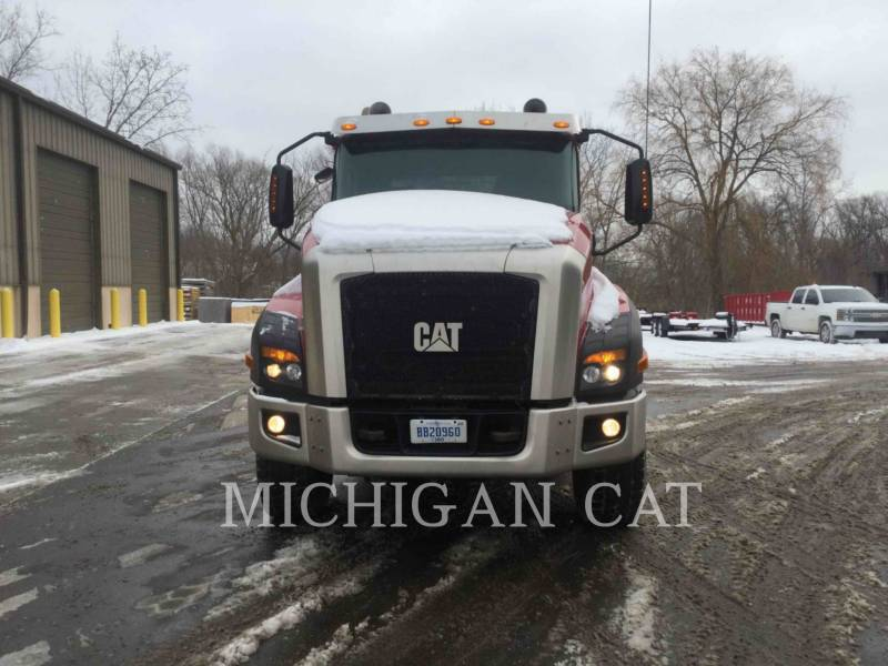 CATERPILLAR ON HIGHWAY TRUCKS CT660 T15M18 equipment  photo 7