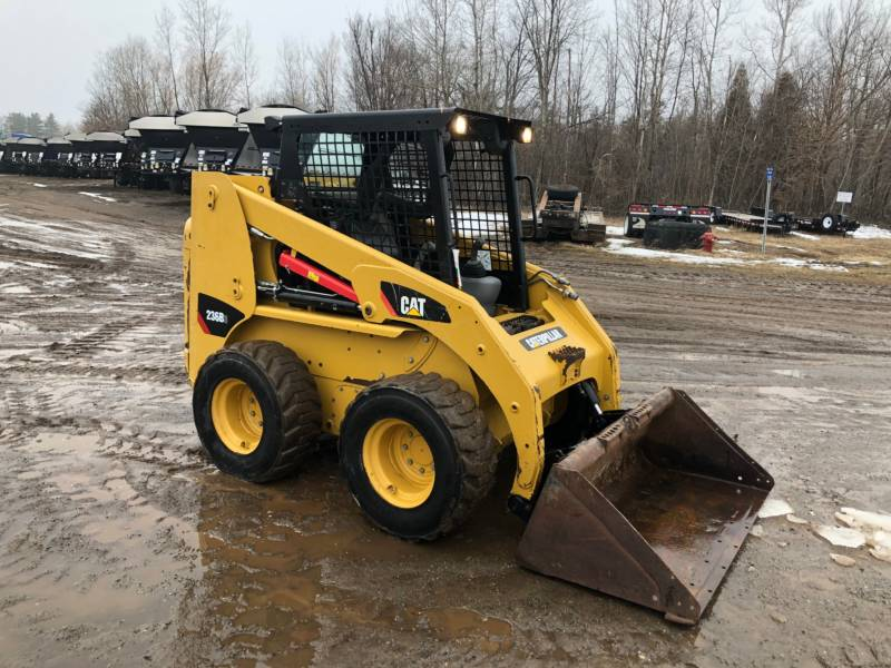 CATERPILLAR CHARGEURS COMPACTS RIGIDES 236B3 equipment  photo 7