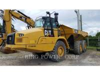 Equipment photo Caterpillar 725C2 CAMIOANE ARTICULATE 1