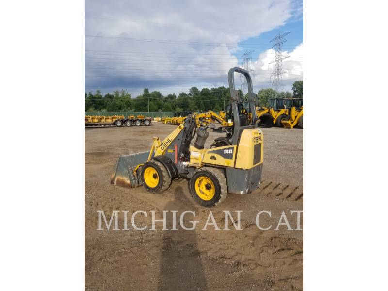 GEHL COMPANY WHEEL LOADERS/INTEGRATED TOOLCARRIERS AL140 equipment  photo 3