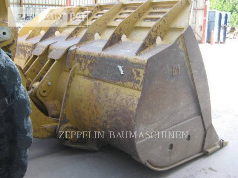 CATERPILLAR ŁADOWARKI KOŁOWE/ZINTEGROWANE NOŚNIKI NARZĘDZI 980K equipment  photo 20