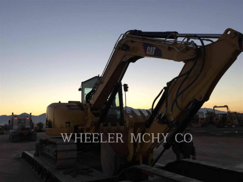 CATERPILLAR TRACK EXCAVATORS 308D SB TH equipment  photo 3