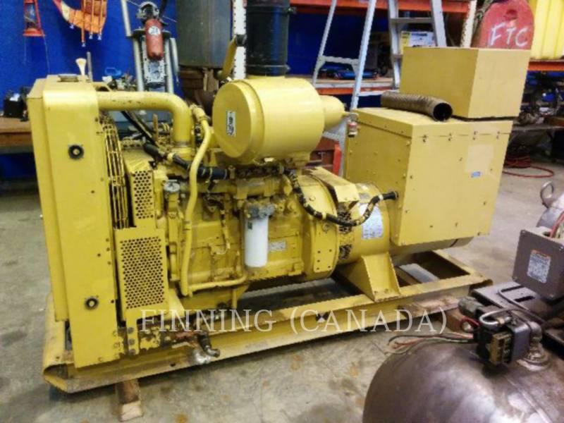 CATERPILLAR 固定式発電装置 SR4 equipment  photo 1