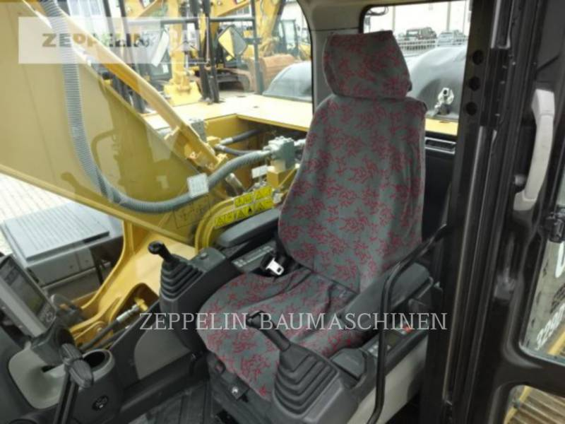 CATERPILLAR TRACK EXCAVATORS 329D2L equipment  photo 9