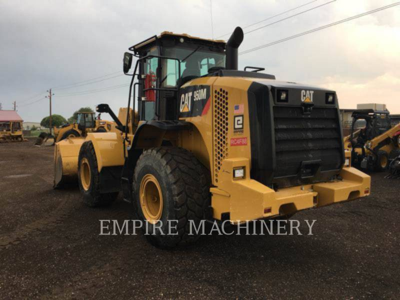 CATERPILLAR PALE GOMMATE/PALE GOMMATE MULTIUSO 950M equipment  photo 4