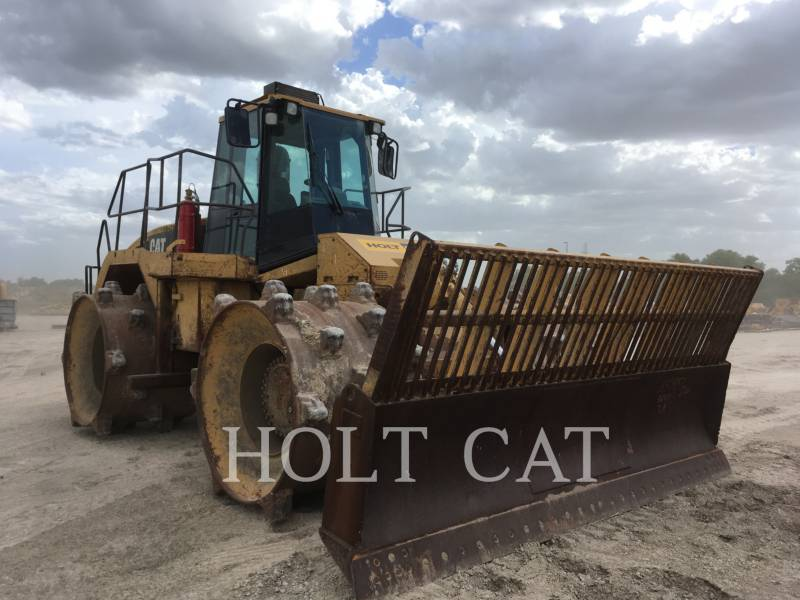 CATERPILLAR COMPACTADORES 826G equipment  photo 1