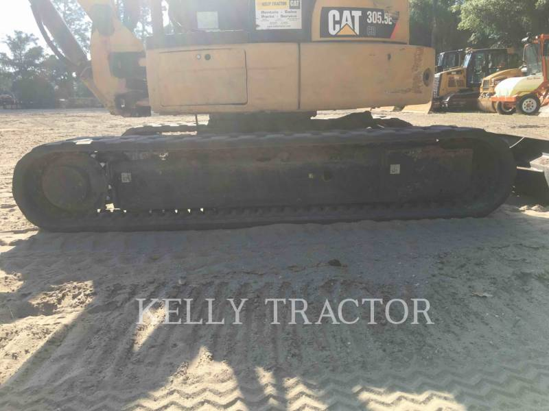 CATERPILLAR PELLES SUR CHAINES 305.5ECR equipment  photo 9
