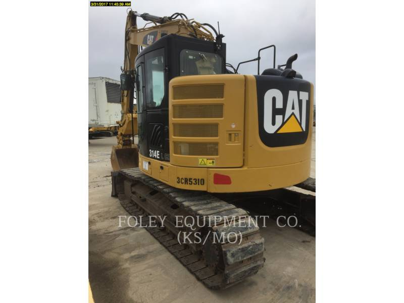 CATERPILLAR EXCAVADORAS DE CADENAS 314ELCR9 equipment  photo 4