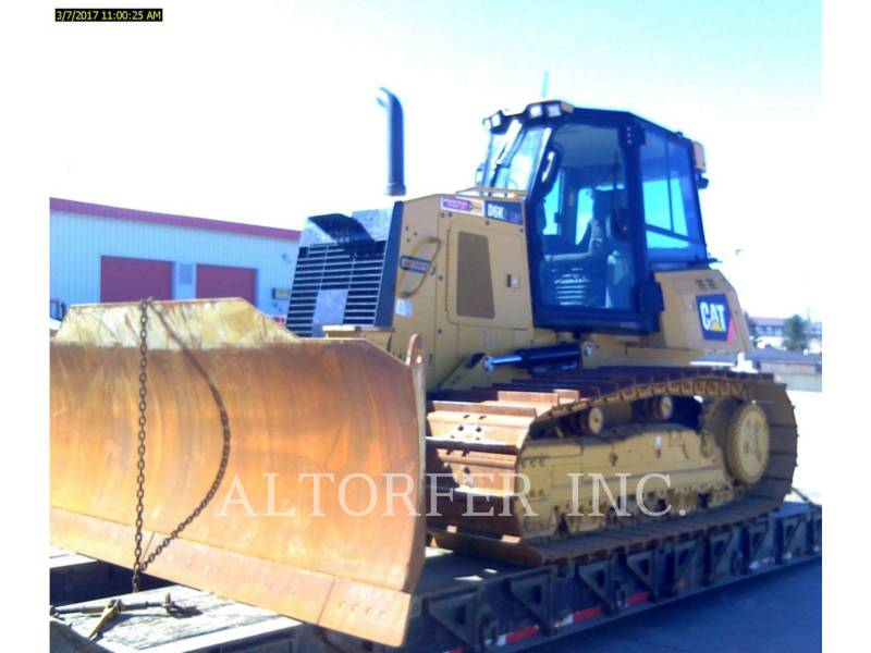 CATERPILLAR TRACTORES DE CADENAS D6K2 LGP equipment  photo 2