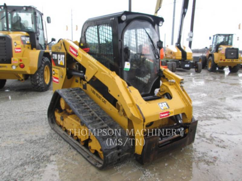CATERPILLAR CHARGEURS COMPACTS RIGIDES 279DHF equipment  photo 5