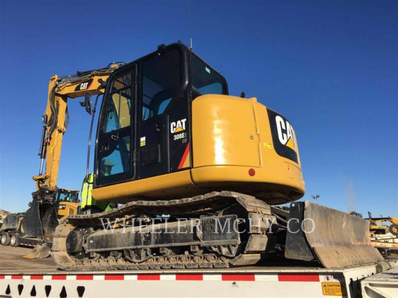 CATERPILLAR TRACK EXCAVATORS 308E2 TH equipment  photo 4