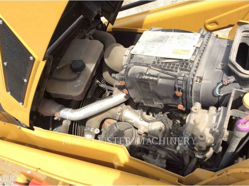 CATERPILLAR BACKHOE LOADERS 416FST equipment  photo 7