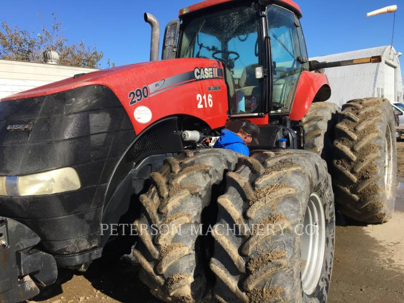 CASE/NEW HOLLAND TRACTEURS AGRICOLES 290MAGNUM equipment  photo 8