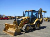 Equipment photo CATERPILLAR 420F 4AEM BAGGERLADER 1