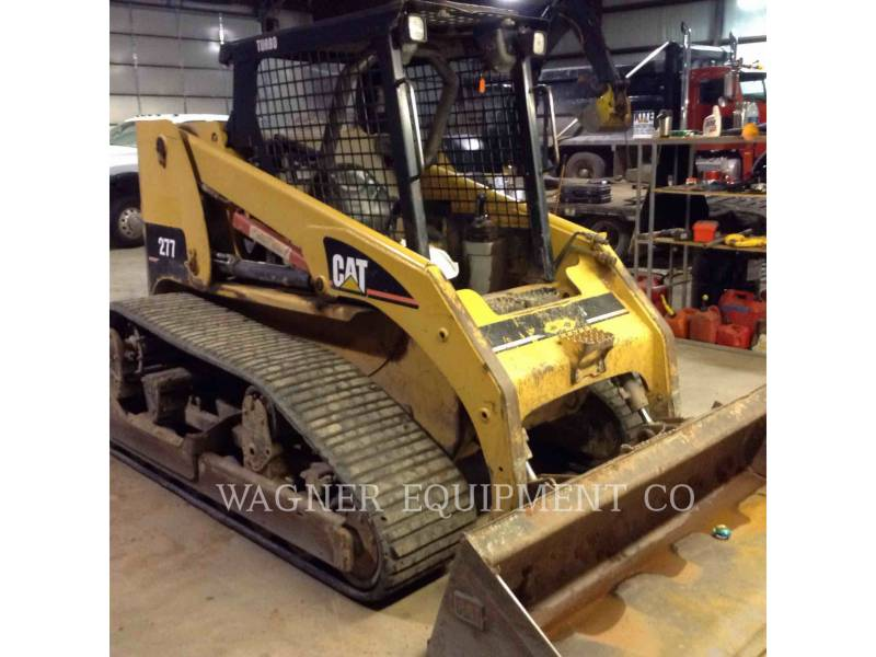 CATERPILLAR CHARGEURS COMPACTS RIGIDES 277 equipment  photo 2