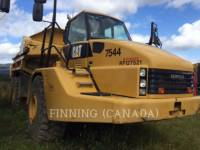Equipment photo CATERPILLAR 740EJ DUMPER ARTICOLATI 1