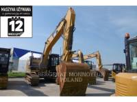 CATERPILLAR KETTEN-HYDRAULIKBAGGER 329ELN equipment  photo 1