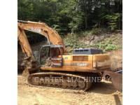 Equipment photo CASE/NEW HOLLAND CASE CX330 TRACK EXCAVATORS 1
