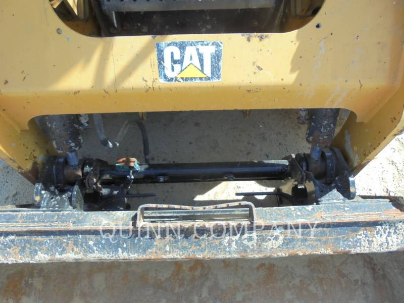 CATERPILLAR SKID STEER LOADERS 259D equipment  photo 5