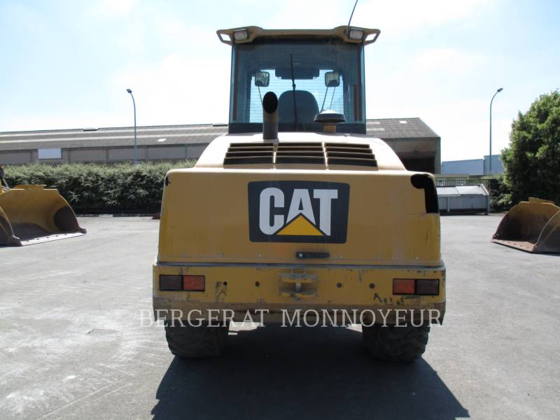 CATERPILLAR RADLADER/INDUSTRIE-RADLADER 914G2 equipment  photo 3