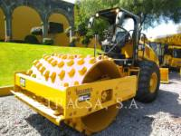 Equipment photo CATERPILLAR CS 54 B COMPATTATORE A SINGOLO TAMBURO VIBRANTE LISCIO 1