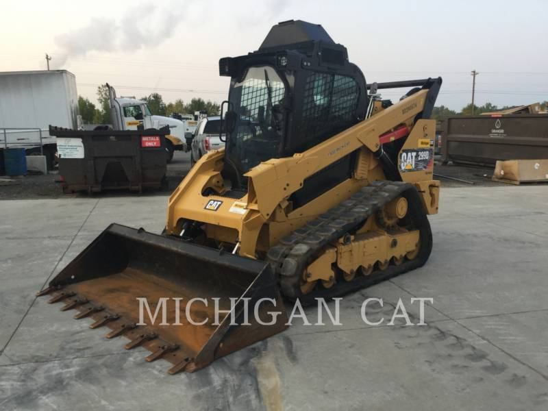 CATERPILLAR CARGADORES MULTITERRENO 299D2XHP A equipment  photo 2