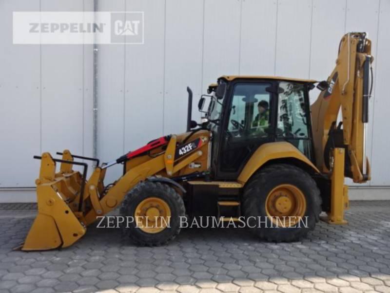 CATERPILLAR KOPARKO-ŁADOWARKI 432F equipment  photo 5
