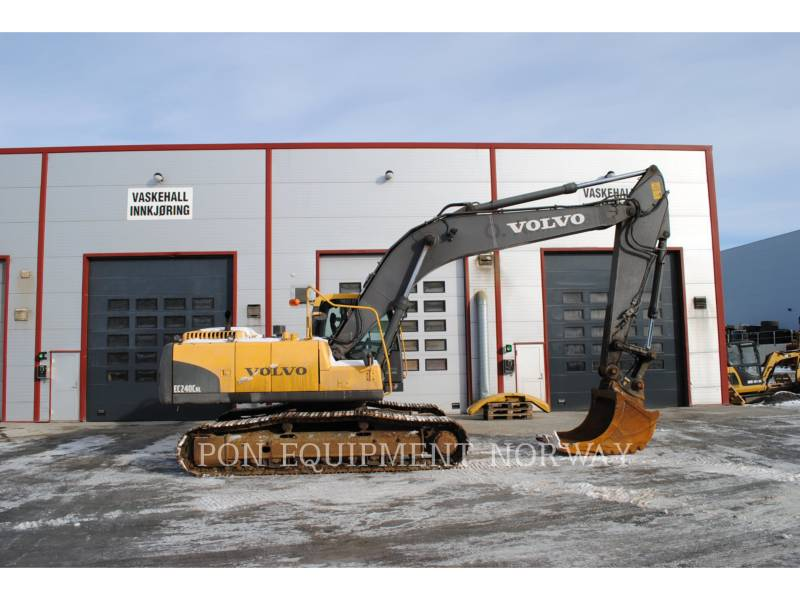 VOLVO ESCAVATORI CINGOLATI EC240NC equipment  photo 5